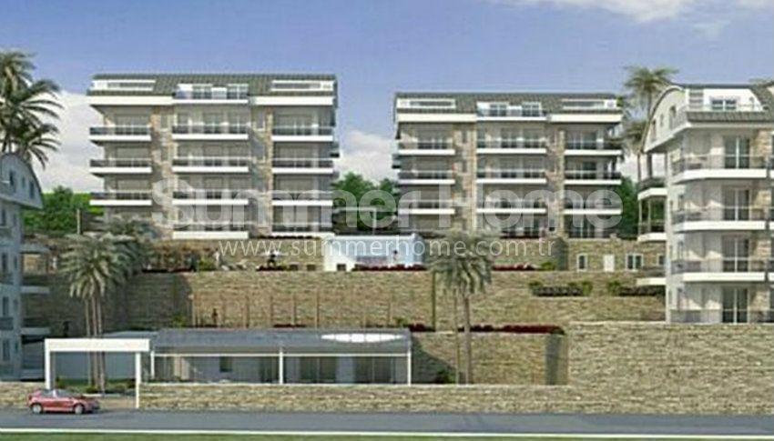 阿拉尼亚科纳克里的专属海景公寓,邻近海滩 general - 2