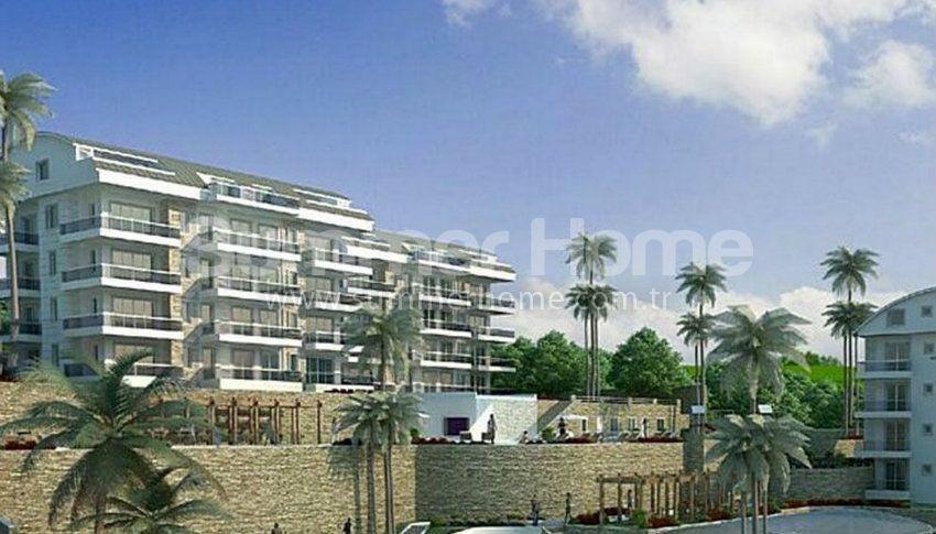 阿拉尼亚科纳克里的专属海景公寓,邻近海滩 general - 3