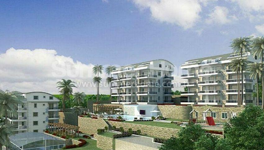 阿拉尼亚科纳克里的专属海景公寓,邻近海滩 general - 4