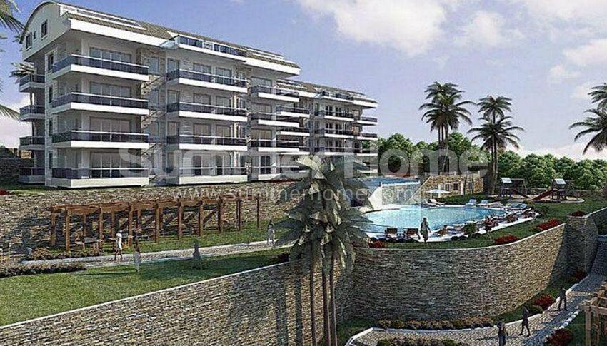 阿拉尼亚科纳克里的专属海景公寓,邻近海滩 general - 5