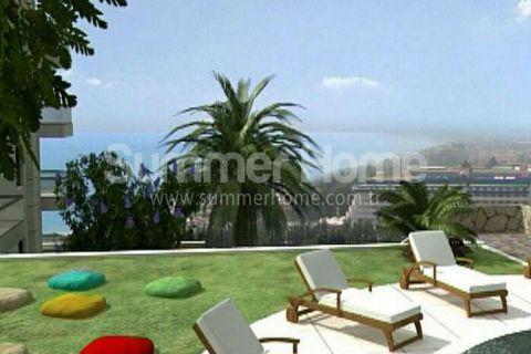 Exkluzívne apartmány s výhľadom na more v Alanyi - Fotky interiéru - 6