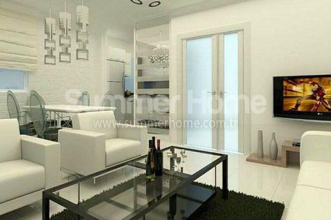 Exkluzívne apartmány s výhľadom na more v Alanyi - Fotky interiéru - 8