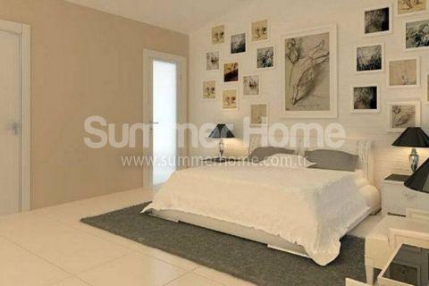 Konakli Sunset Apartments Fantastische Meerblick Wohnungen in Konakli - Foto's Innenbereich - 11