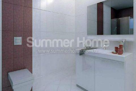 Эксклюзивные квартиры с видом на море в Конаклы - Фотографии комнат - 12