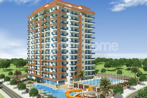 Stylish Apartments for Sale in Alanya
