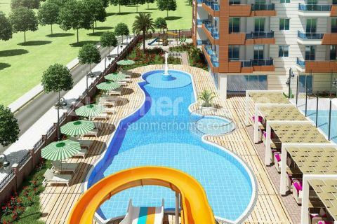 Stylish Apartments for Sale in Alanya - 2