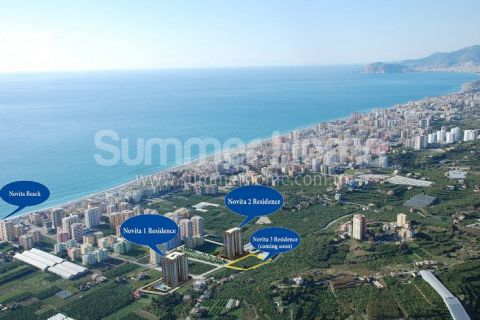 Stylish Apartments for Sale in Alanya - 7