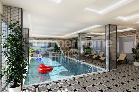 Stylish Apartments for Sale in Alanya - Interior Photos - 13