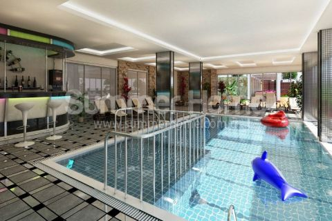 Stylish Apartments for Sale in Alanya - Interior Photos - 14