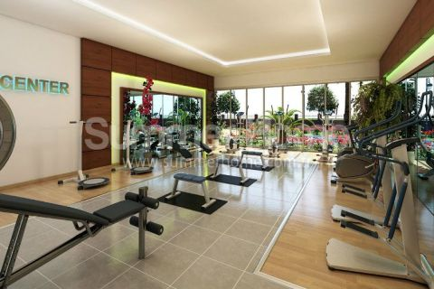 Stylish Apartments for Sale in Alanya - Interior Photos - 15