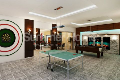 Stylish Apartments for Sale in Alanya - Interior Photos - 17