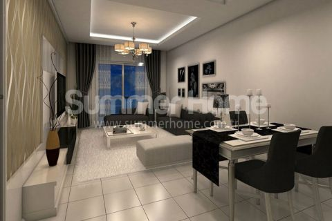 Stylish Apartments for Sale in Alanya - Interior Photos - 23