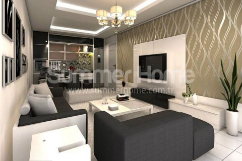 Stylish Apartments for Sale in Alanya - Interior Photos - 24