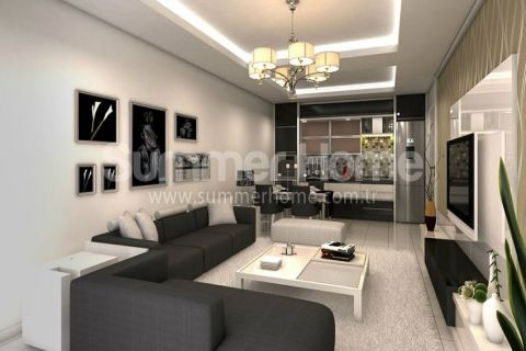 Stylish Apartments for Sale in Alanya - Interior Photos - 25