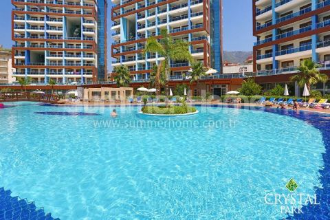 Stilvolles Appartement in Alanya - 11