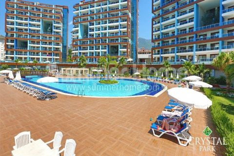 Stilvolles Appartement in Alanya - 13