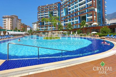 Stilvolles Appartement in Alanya - 14