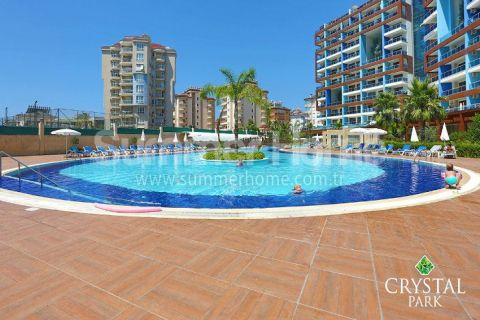 Stilvolles Appartement in Alanya - 16