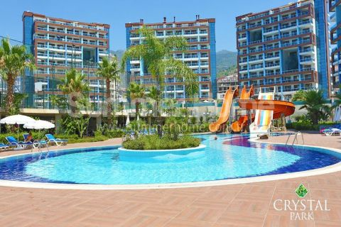 Stilvolles Appartement in Alanya
