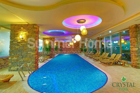 Stilvolles Appartement in Alanya - Foto's Innenbereich - 20