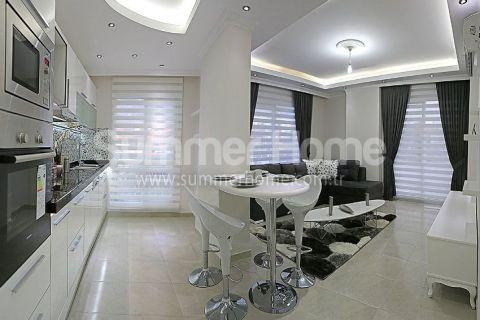 Priateľské apartmány na predaj v Alanyi - Fotky interiéru - 8