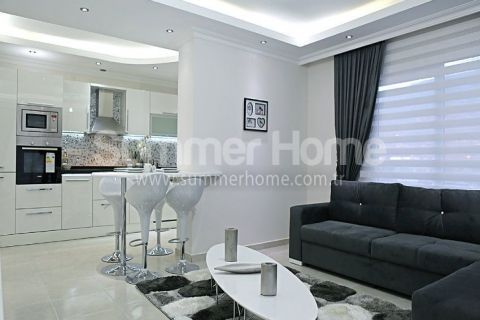 Priateľské apartmány na predaj v Alanyi - Fotky interiéru - 9