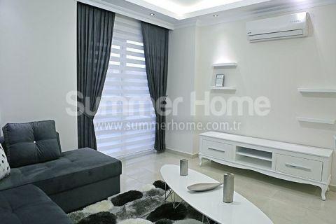 Priateľské apartmány na predaj v Alanyi - Fotky interiéru - 10