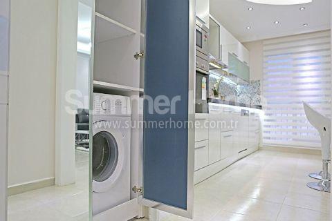 Priateľské apartmány na predaj v Alanyi - Fotky interiéru - 14