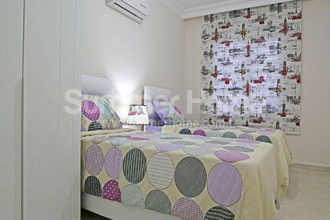 Priateľské apartmány na predaj v Alanyi - Fotky interiéru - 15