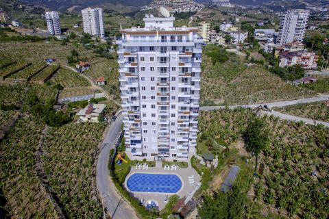 Lovely Apartments with Good Prices in Mahmutlar, Alanya