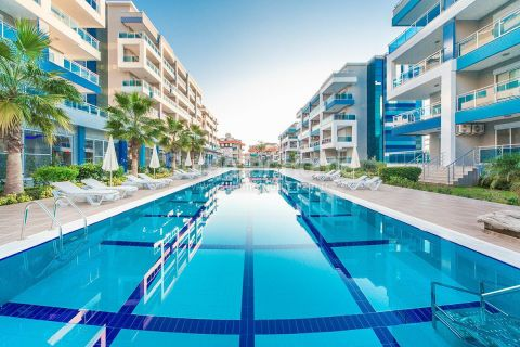 Aura Blue Apartments in Alanya - 7
