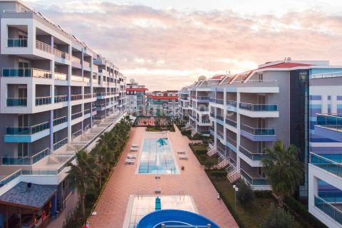Aura Blue Apartments in Alanya - 12