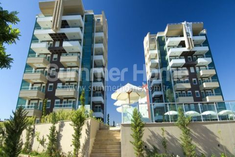Luxurious 1-Bedroom Apartments in Antalya - 1
