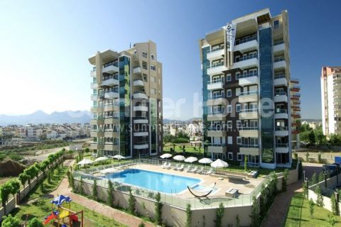 Luxurious 1-Bedroom Apartments in Antalya - 2