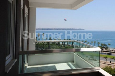 Luxurious 1-Bedroom Apartments in Antalya - Interior Photos - 8