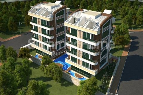 Apartments with Affordable Prices in Antalya - 1