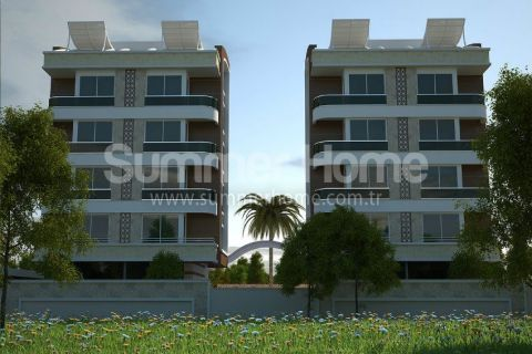 Apartments with Affordable Prices in Antalya - 2