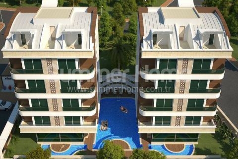 Apartments with Affordable Prices in Antalya - 3