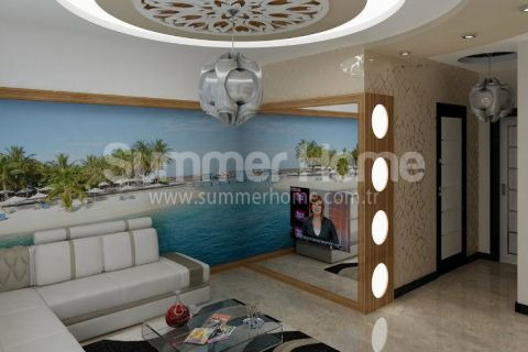 Apartments with Affordable Prices in Antalya - Interior Photos - 9