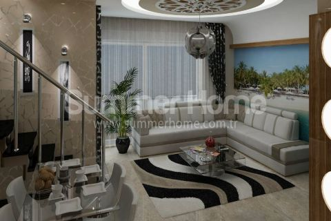 Apartments with Affordable Prices in Antalya - Interior Photos - 10