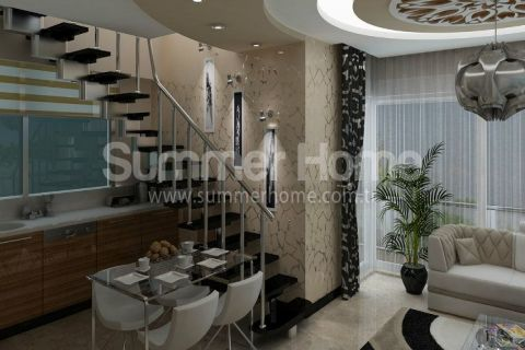 Apartments with Affordable Prices in Antalya - Interior Photos - 11