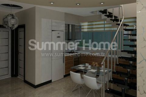 Apartments with Affordable Prices in Antalya - Interior Photos - 12