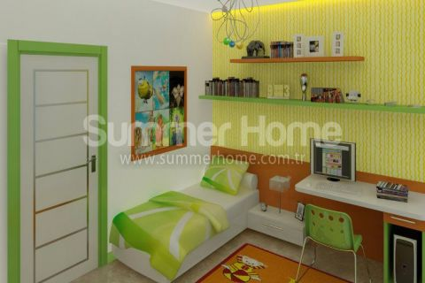 Apartments with Affordable Prices in Antalya - Interior Photos - 14