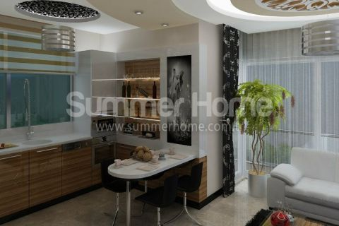 Apartments with Affordable Prices in Antalya - Interior Photos - 17