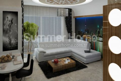 Apartments with Affordable Prices in Antalya - Interior Photos - 18