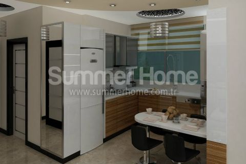 Apartments with Affordable Prices in Antalya - Interior Photos - 19