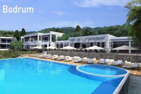 Golf Wohnungen in Bodrum