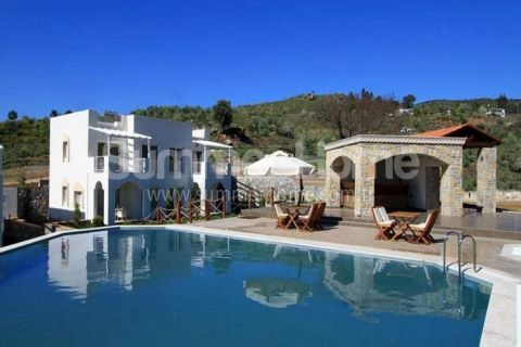 Modern Apartments with Spectacular Views in Bodrum