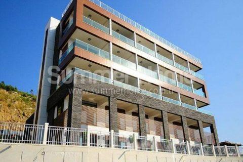 Prvotriedne apartmány na predaj v Alanyi