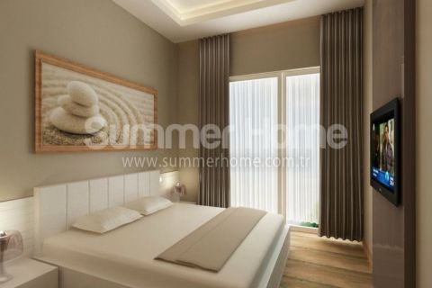 Prvotriedne apartmány na predaj v Alanyi - Fotky interiéru - 15
